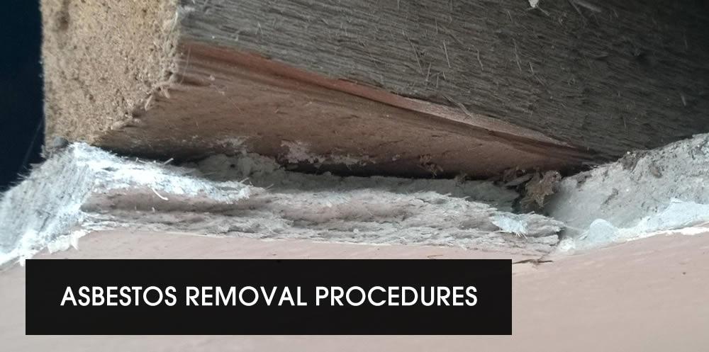 Asbestos Removal Procedures
